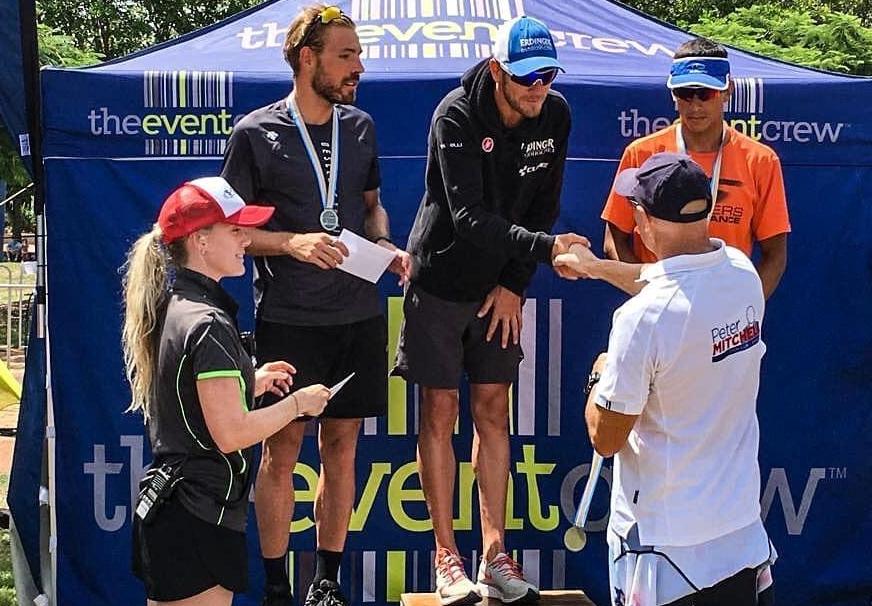 Michael Raelert erreicht in Australien zweiten Saisonsieg