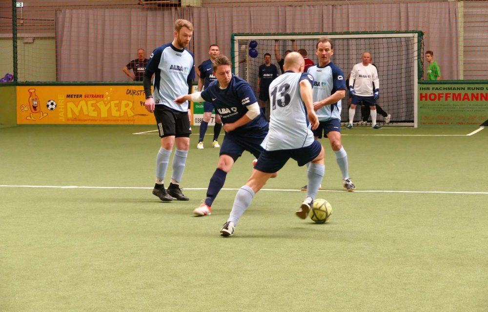 Indoor-Soccer für einen guten Zweck