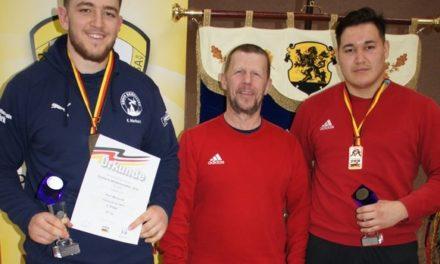 Deutsche Meisterschaften der Junioren und Juniorinnen