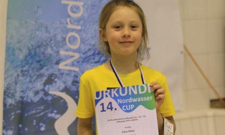 130 Sportlerinnen und Sportler beim 14. Nordwassercup