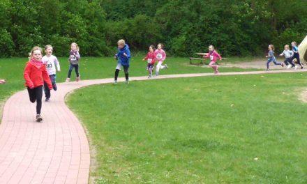 KITA-Lauf gehört zum Laager Volkssporttag