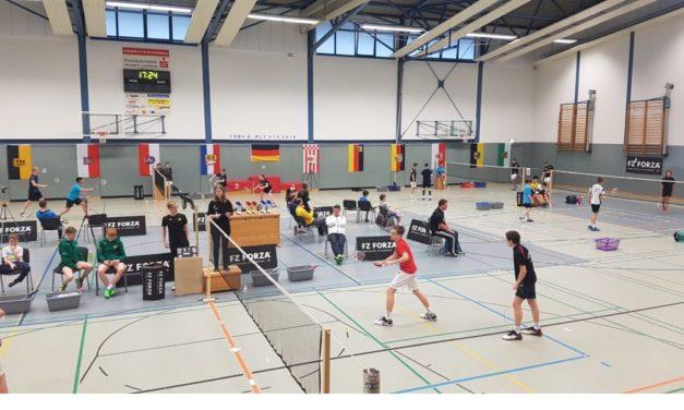 Platz 3 und 5 bei Deutschem Ranglistenturnier in Schwarzenbek