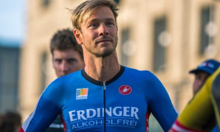 Michael Raelert wird bei Ironman 70.3 Taiwan Sechster