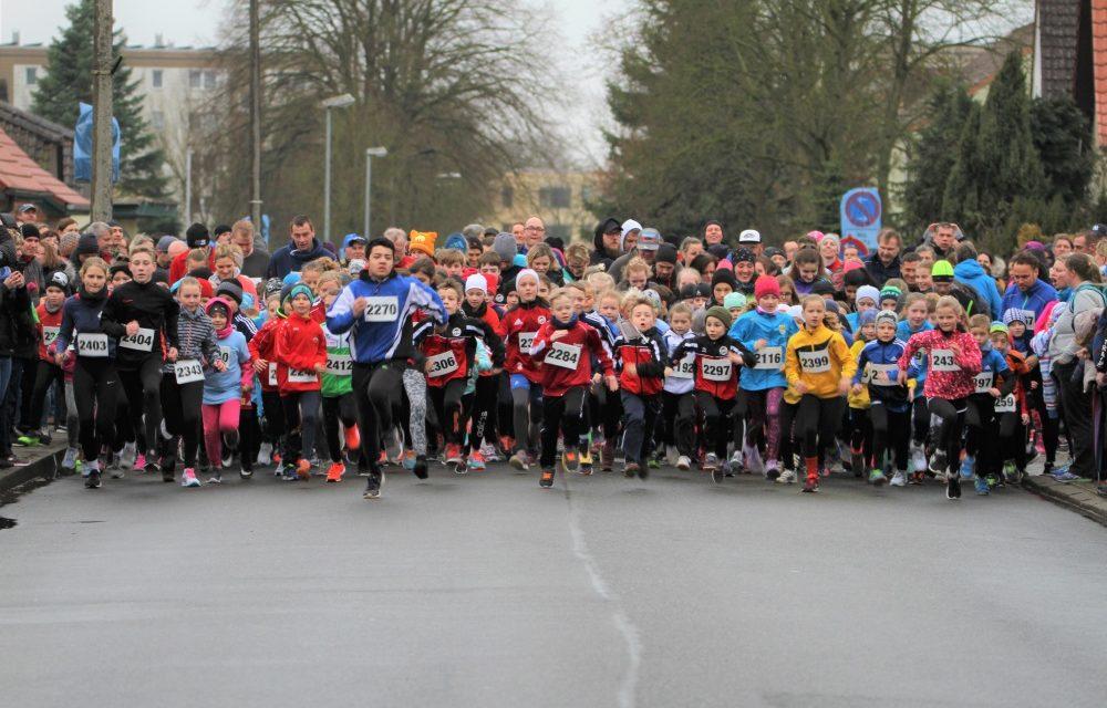 851 Laufsportler bescheren der TSG Wittenburg einen neuen Teilnehmerrekord