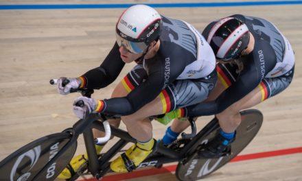 Para Radsport-WM Bahn: Viermal unter den besten Zehn