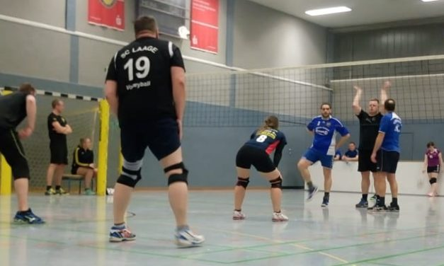 Volleyball-Stadtliga: Mixedmannschaft verliert das Zwischenrundenspiel gegen Schwaan
