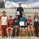 Schweriner Quintett bei 2. Norddeutscher Rangliste am Start