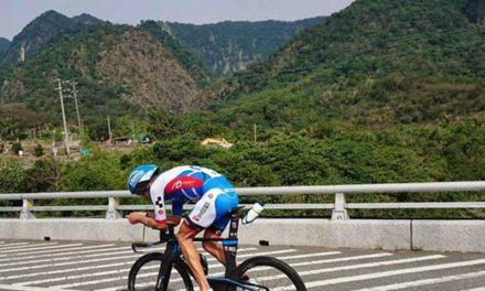 Michael Raelert wird Vierter der Challenge Taiwan