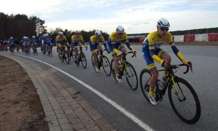 Rostocker Amateur Rad-Bundesligateam schlägt Profis in Groß Dölln
