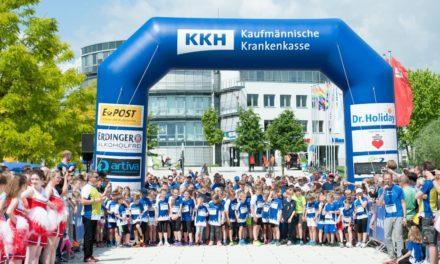 Wetten? Der KKH-Lauf in Schwerin garantiert Laufspaß pur