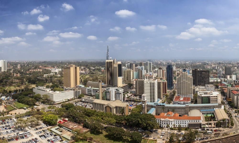Die Jugend-WM der Leichtathleten 2017 fand in der kenianischen Hauptstadt Nairobi statt.