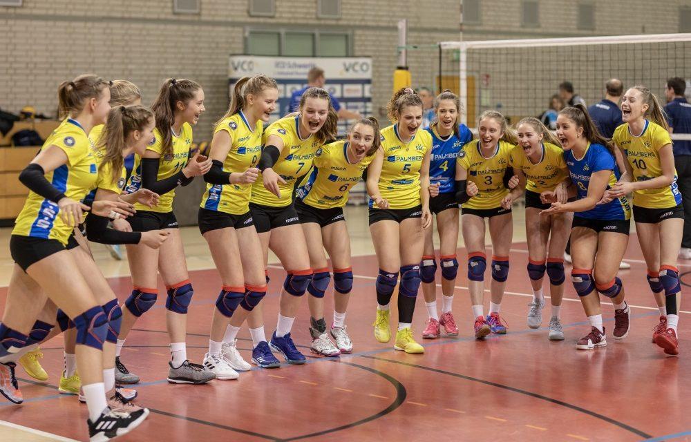 VCO Schwerin startet 2019/20 in der dritten Liga neu durch