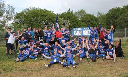 Blue Stars gewinnen auch drittes Saisonspiel