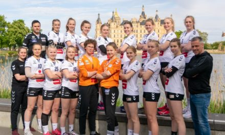 Vor den Final Four – Die B-Juniorinnen des SV GW Schwerin