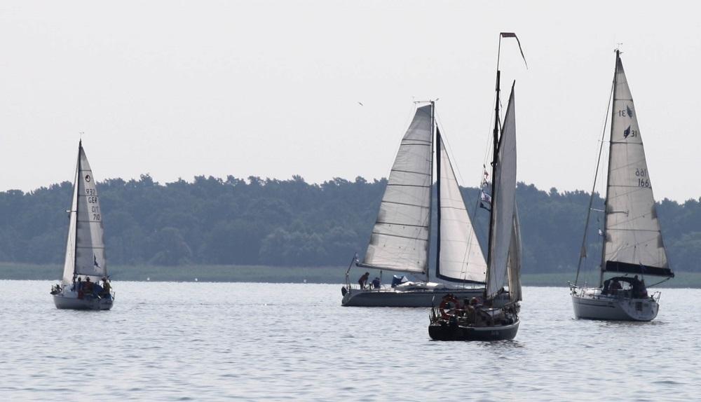 Haff-Sail-Tag am 01. Juni