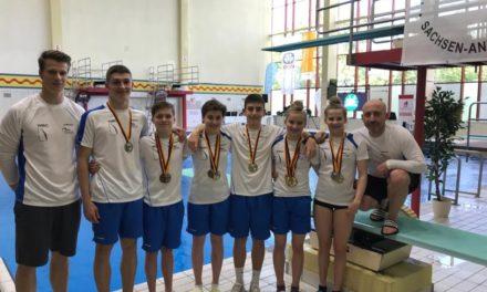 Vier Rostocker Wasserspringer für Jugend-EM qualifiziert