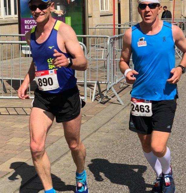 Rostock und der City-Lauf – das passt!  SC Laage meldet 78 Aktive.