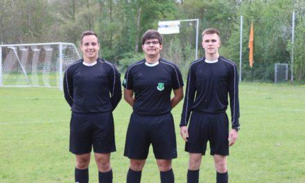 3. Förderkader der Schiedsrichtertalente durchgeführt