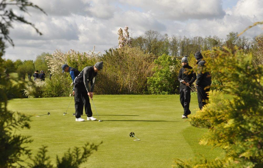 Jugendqualifikationsturnier im Golfpark Strelasund