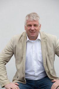 Lars Petersen, Vereinspräsident des HSV Insel Usedom - Foto: © insel-fotograf.eu
