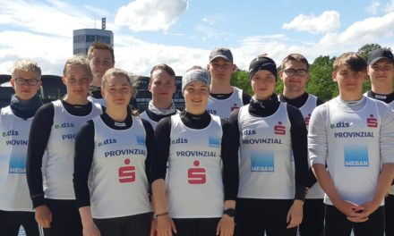 Nachwuchs-Kanuten aus MV für Junioren- und U23-WM qualifiziert