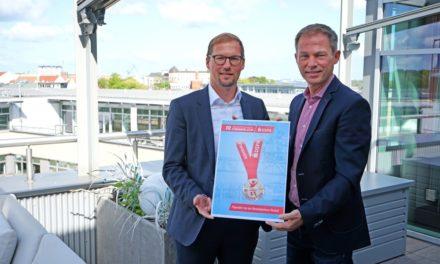 3.000 Starter beim Rostocker Firmenlauf