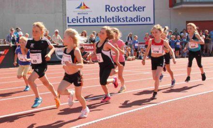 17. OSTSEEPOKAL – Das Leichtathletik-Ereignis für Schüler