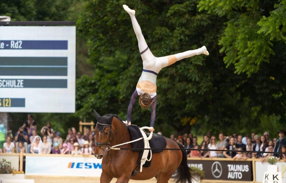 Alina Roß international hoch erfolgreich