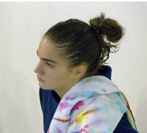 Wasserspringerin Anna Shyrykhay aus Rostock. Foto: Monika Dietrich/WSC Rostock