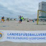 Landesmeisterschaft und Vielfaltstag am Strand von Warnemünde