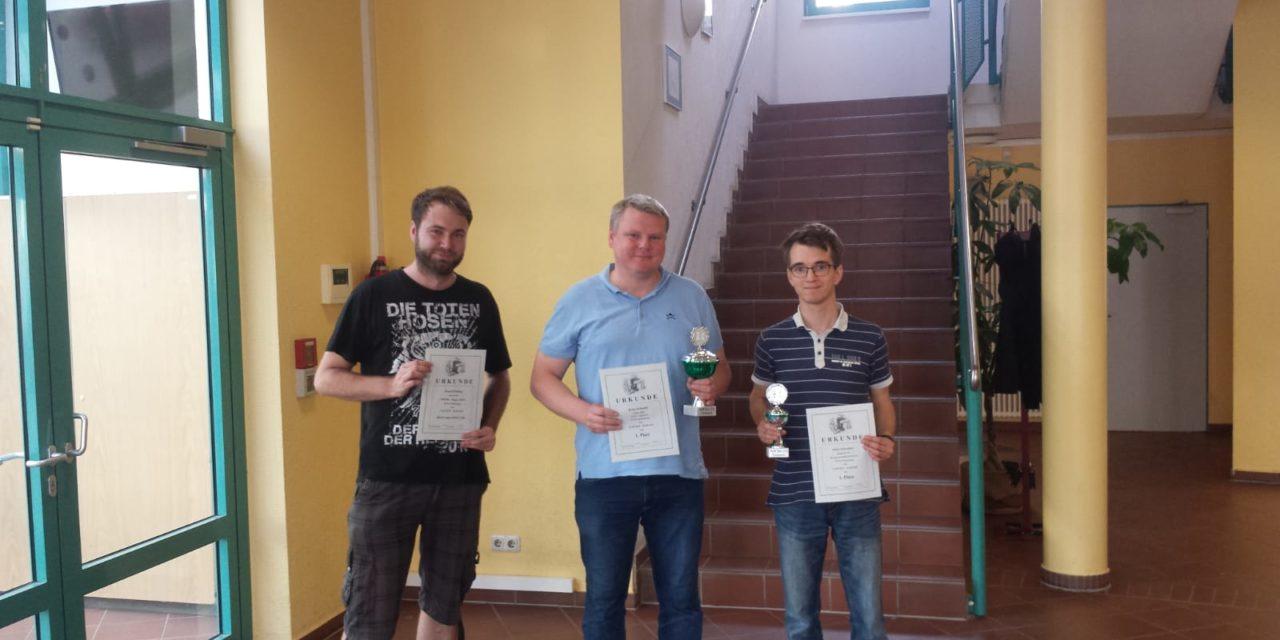 SC Mecklenburger Springer e. V. stellt erneut beide Kreismeister im Schach