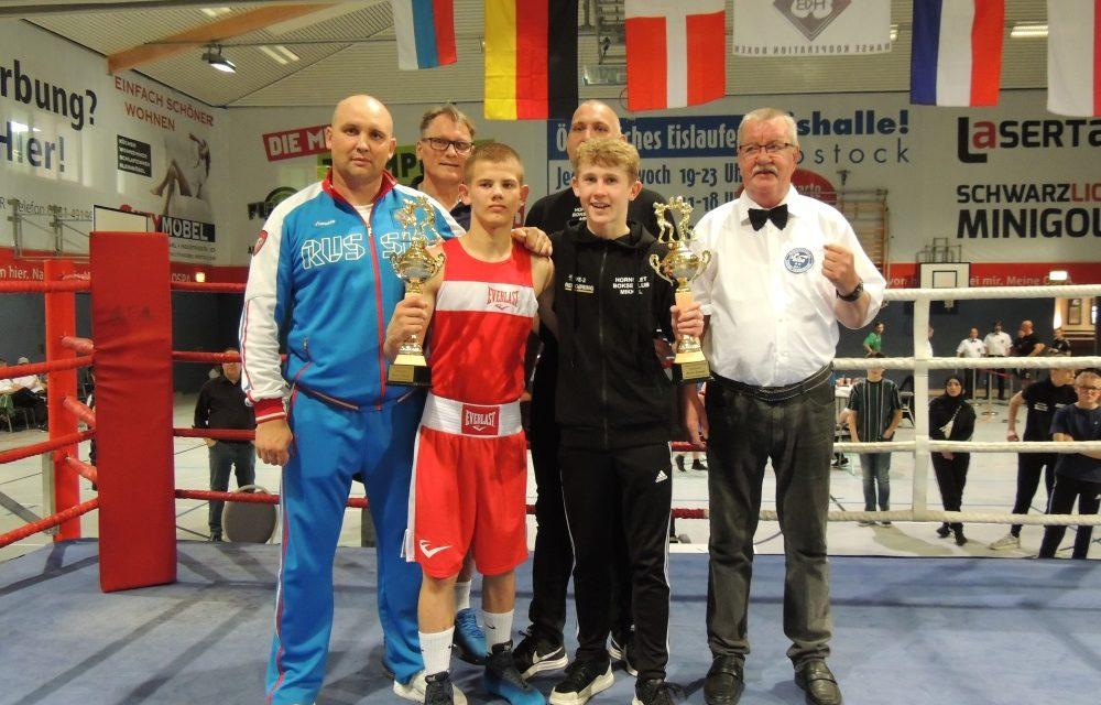 2. Hanse Grand Prix – Größtes Boxsportevent in M-V