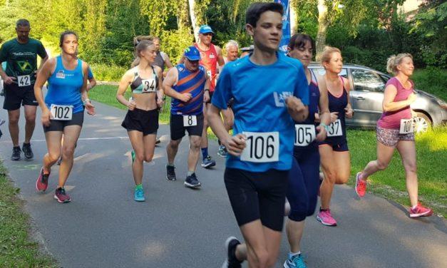 Güstrower Sommer-Stundenlauf-Serie
