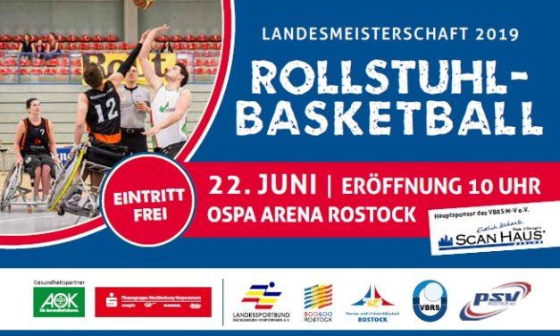 Rollstuhlbasketball in der OSPA Arena