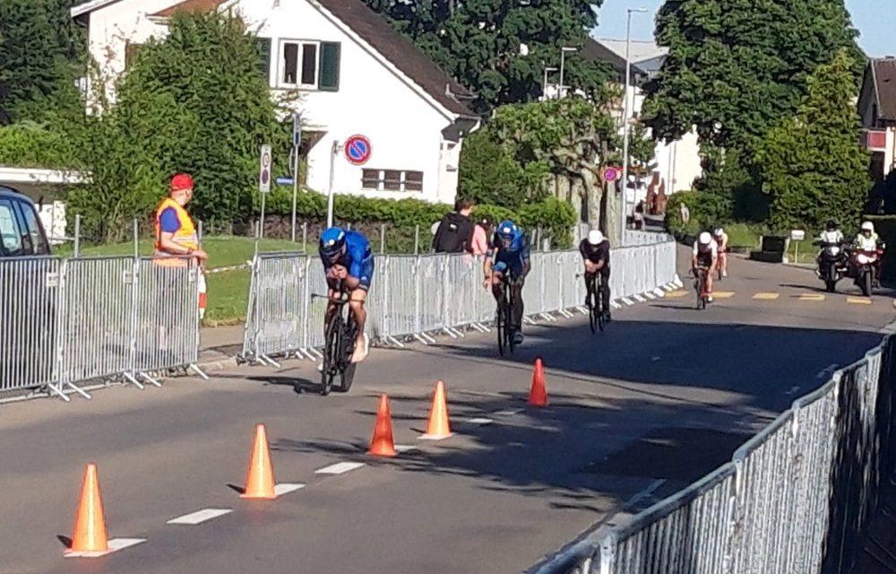 "Michael Raelert erwischt in Rapperswil ""gebrauchten Tag"""