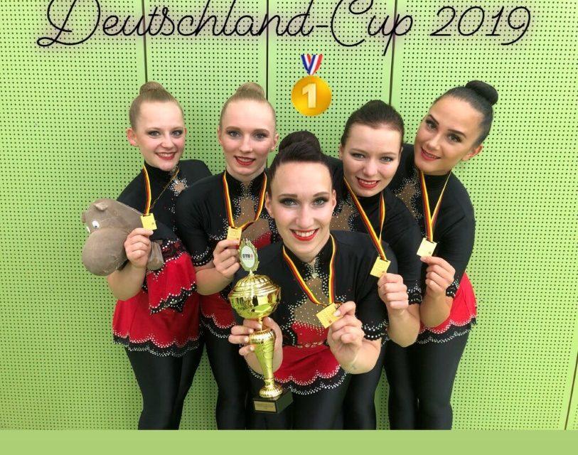Neubrandenburger Gymnastinnen in Biberach erfolgreich