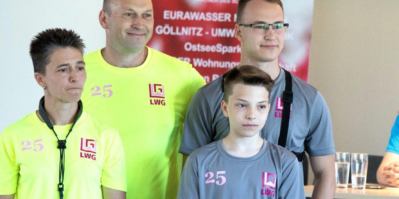 Recknitzstein an engagierte Familie verliehen