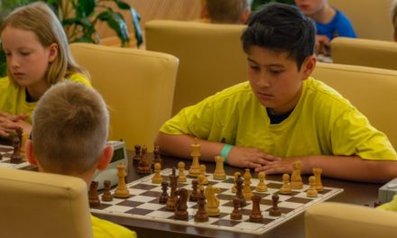 Deutsche Schulschachmeisterschaften begeisterten zum dritten Mal