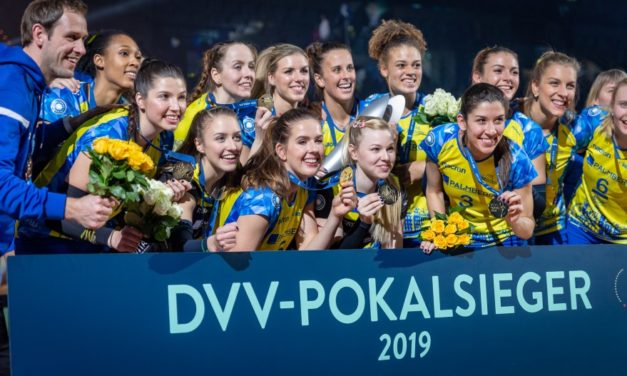 SSC startet im DVV-Pokal daheim gegen Wiesbaden