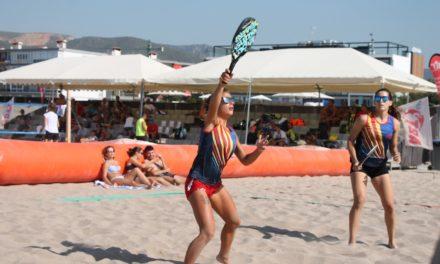 Acht Spielerinnen und Spieler aus MV im Beach Tennis WM-Kader