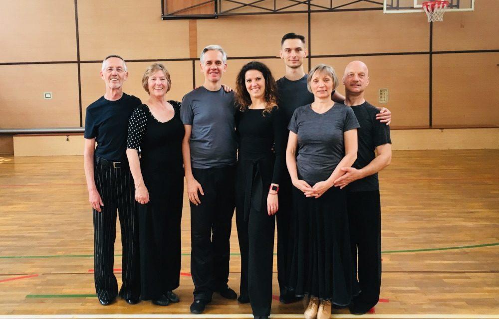 Besuch im polnischen Tanzcamp Szczecinek