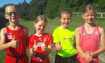 SC Laage unterstützt Grundschule mit Laufabzeichen -Projekt