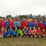 Laufcup machte Station in Steinhagen – 64 Laager am Start