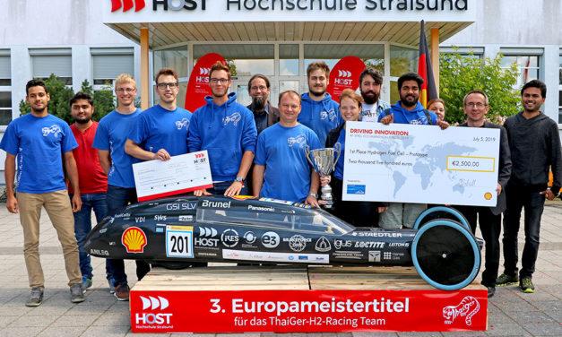 Weltrekord und Europameistertitel für ThaiGer-Racing Team