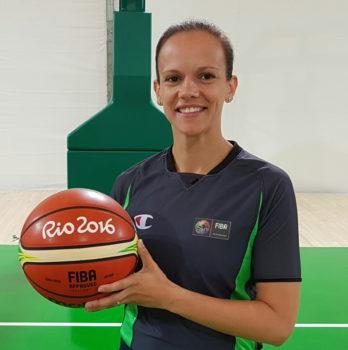 Basketball: Schiedsrichterin Anne Panther aus Rostock im Interview