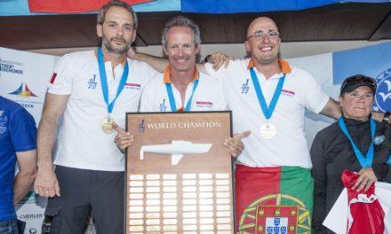 Jean-Michel Lautier ist J/22-Weltmeister