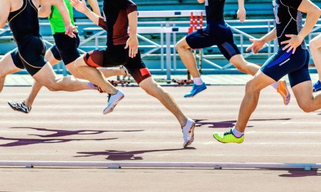Auf einem guten Weg: Die Leichtathletik in M-V