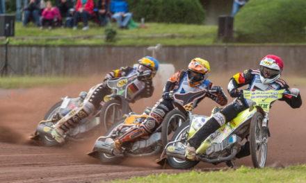 Top-Fahrerfeld aus 11 Nationen beim Speedway-Schildbürgerpokal