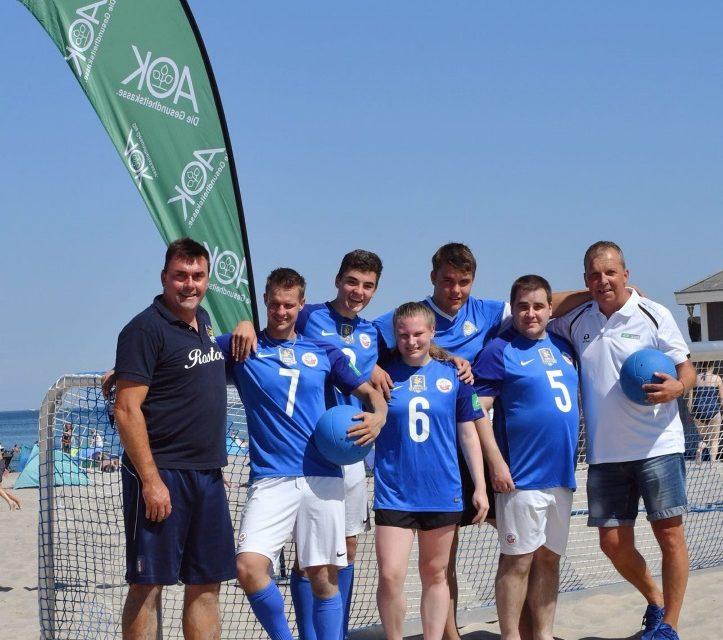 Rostocks Goalballer gewinnen Grünes Band und wollen Klassenerhalt fix machen