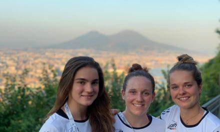 Zwei Rostocker Studentinnen zeigen Leistung bei Universiade in Neapel